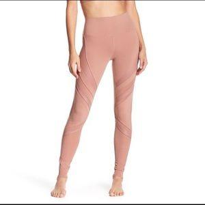 Alo High Waist Epic Legging Rosewater Pink M L
